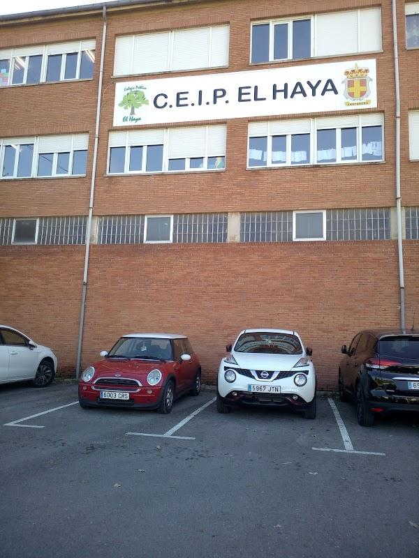 CEIP El Haya