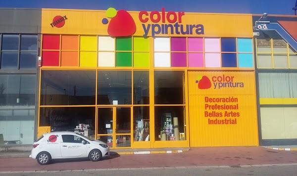 Color y Pintura Burgos