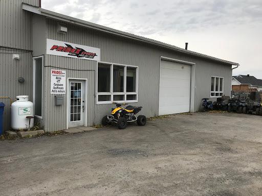 Piéces détachées moto Pridex Sport à Sainte-Martine (Quebec) | AutoDir