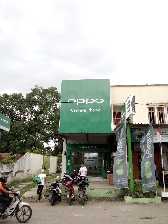 Oppo Servi Center Bima
