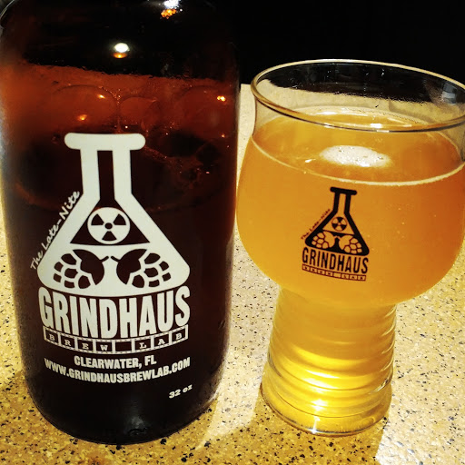 Brewery «Grindhaus Brew Lab», reviews and photos, 1650 N Hercules Ave i, Clearwater, FL 33765, USA