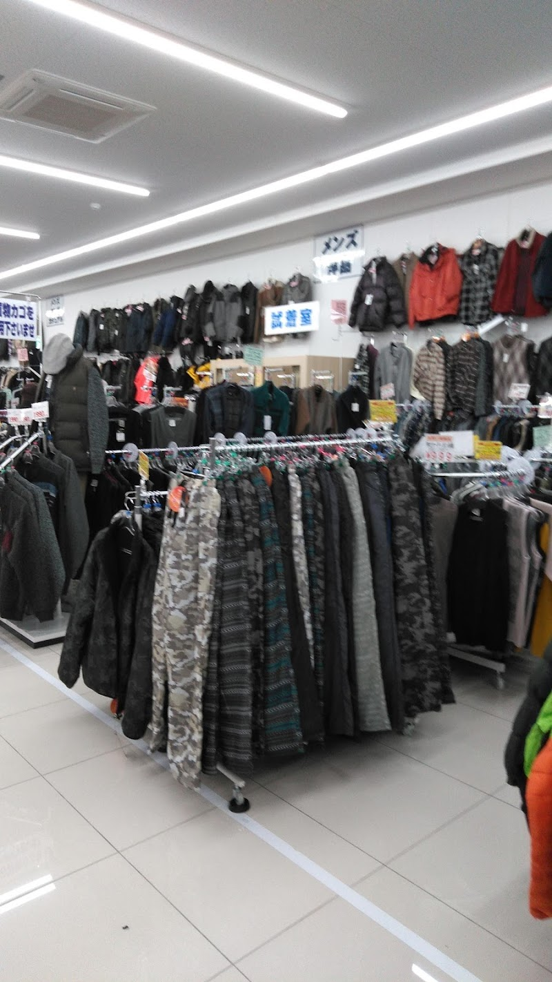 ファッション市場 サンキ 越谷店