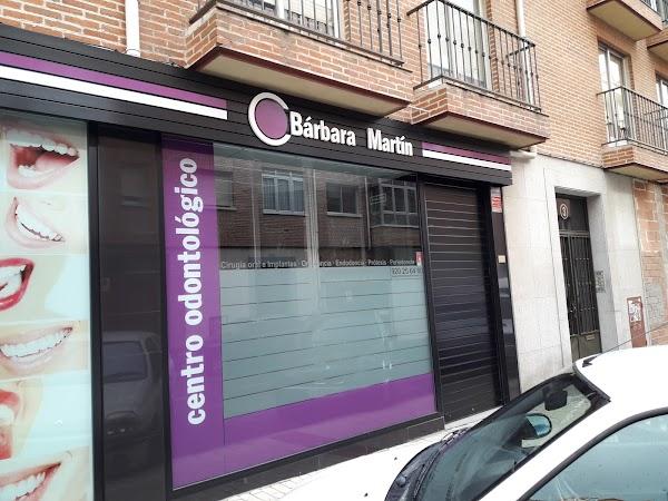 Centro Odontológico Bárbara Martín