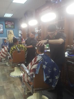 AA barber shop