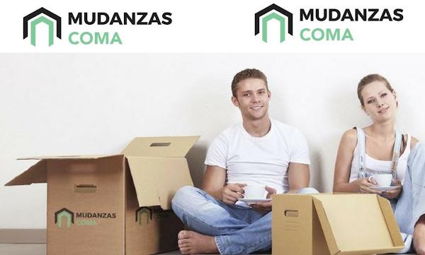 Mudanzas Córdoba  Coma