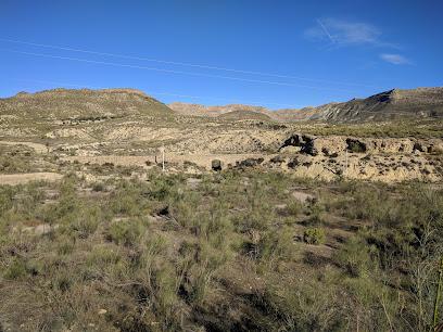 Via Verde de Lucainena de Las Torres (Oeste)