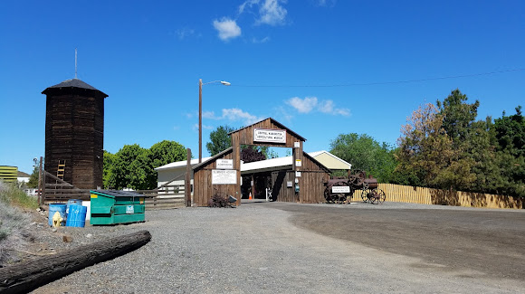 Central Washington Agricultural Museum