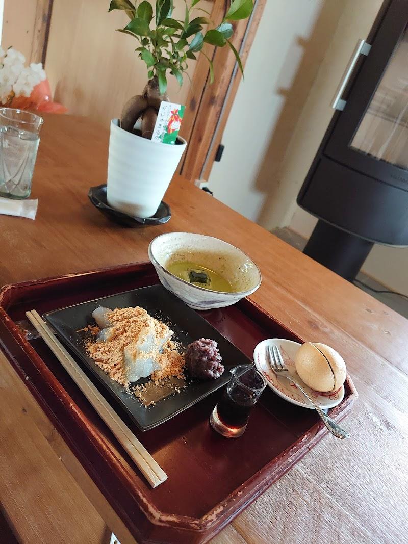 小豆 カフェ あんこ