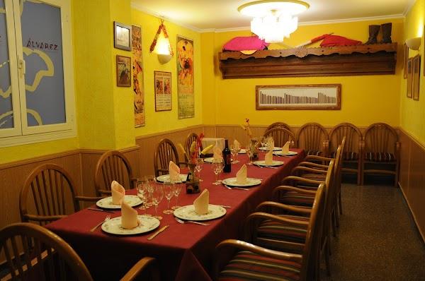 Álvarez Restaurante