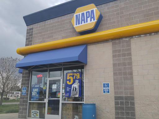 Auto Parts Store «NAPA Auto Parts - The Rock Parts Company», reviews and photos, 9951 S Parker Rd, Parker, CO 80134, USA