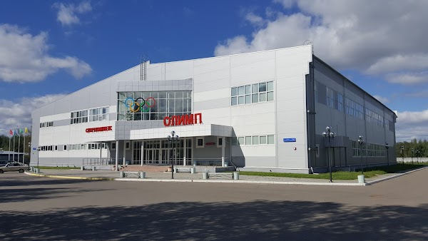 Спортивный комплекс «Олимп» в городе Дубна, фотографии