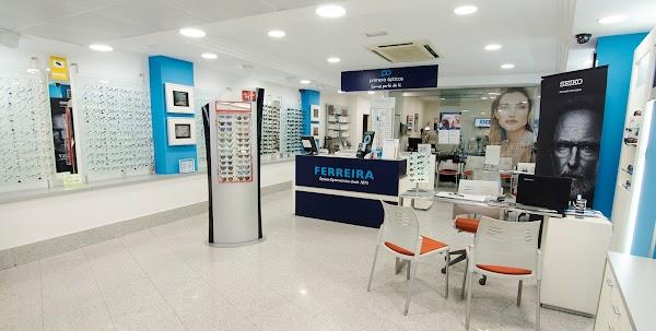 Ferreira Ópticos - Optometristas