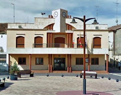 Ayuntamiento de Fuentelapeña Centralita