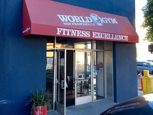 Health Club «World Gym», reviews and photos, 290 De Haro St, San Francisco, CA 94103, USA