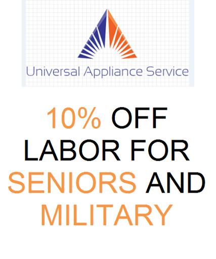 Universal Appliance Service in Las Vegas, Nevada