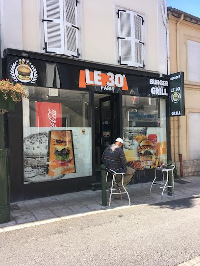 photo du restaurant Le 30' Paris restaurant burger