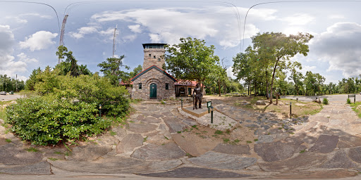 Google Photo Sphere of Cheaha Mountain