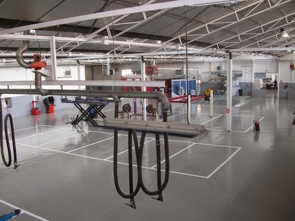 Autoinsa Concesionario Ford Segovia Taller