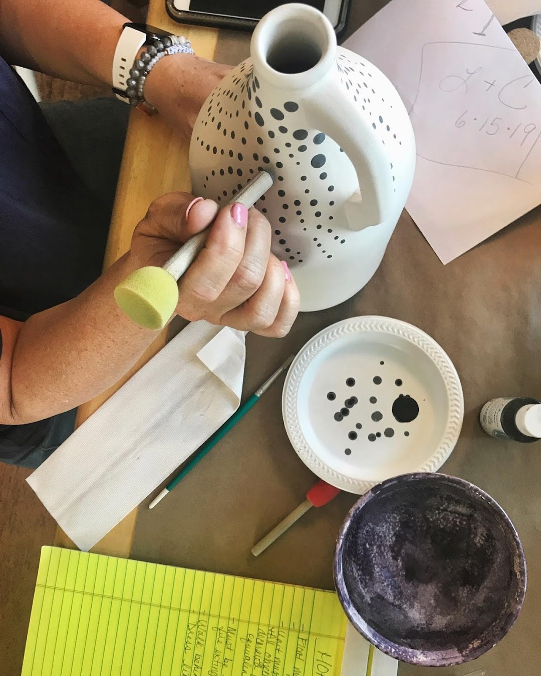 Handz On Art - Paint Your Own Pottery