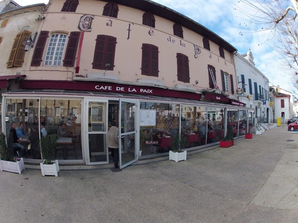 photo du resaurant Café de la paix - Tartas