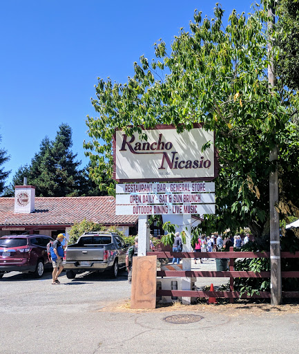 American Restaurant «Rancho Nicasio Bar and Restaurant», reviews and photos, 1 Old Rancheria Rd, Nicasio, CA 94946, USA