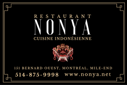 Nonya Indonésienne Restaurant