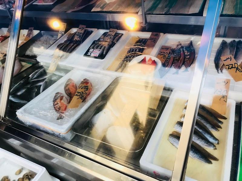 トキワ鮮魚店