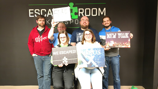 Tourist Attraction «Escape Room Kingsport», reviews and photos, 1101 E Stone Dr #4, Kingsport, TN 37660, USA
