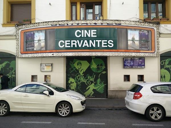 Cine Cervantes