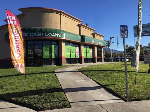 Speedy Cash, 270 E Baseline St, San Bernardino, CA 92410, USA, Loan Agency