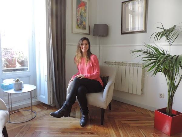 Aintzane Goikoetxea, Psicóloga en Madrid