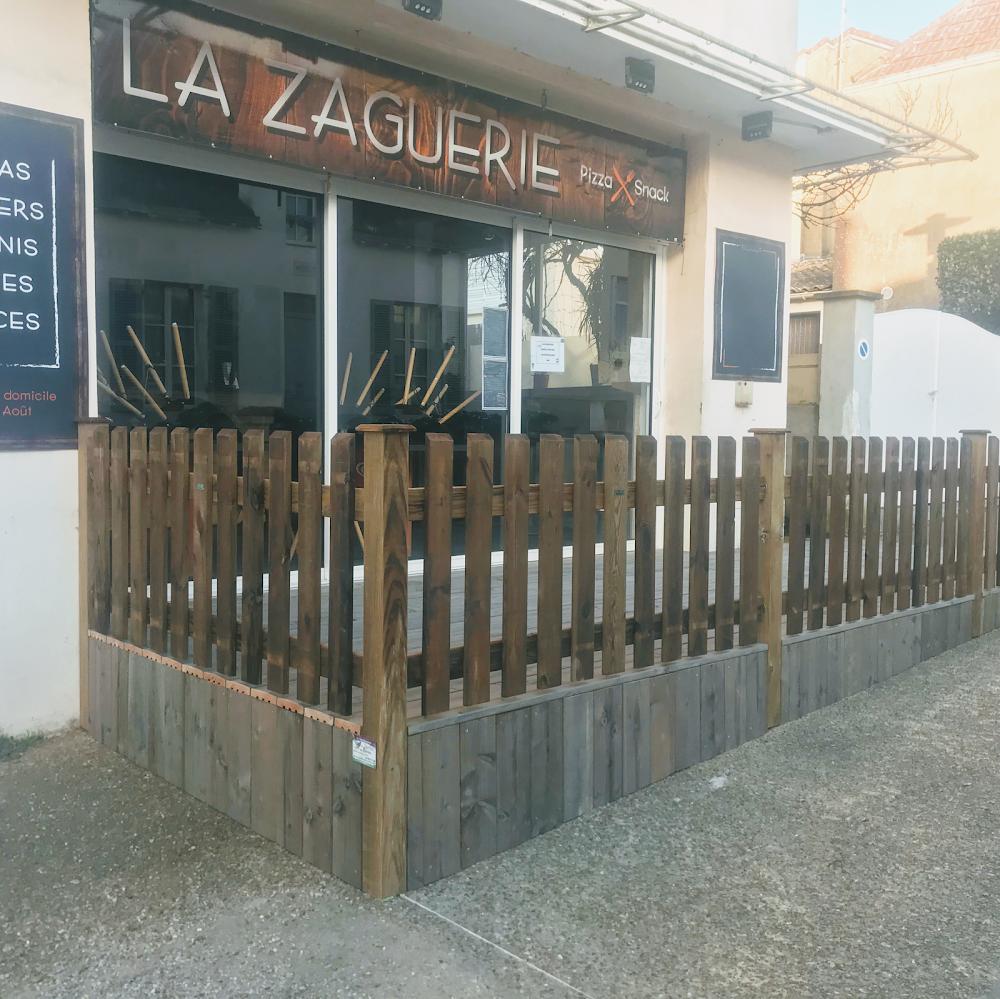 photo du resaurant La Zaguerie