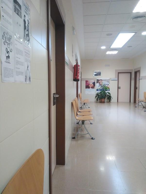 Centro de Salud Ciudad Jardin