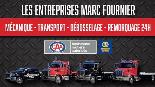 Towing Service Entreprises Marc Fournier (Les) in Sainte-Sophie-de-Lévrard (Quebec)   AutoDir