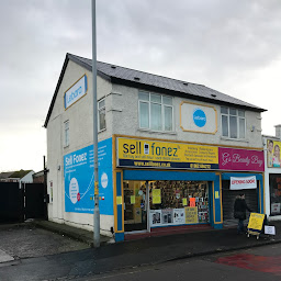 Cheap branded mobile phone shop in bushbury