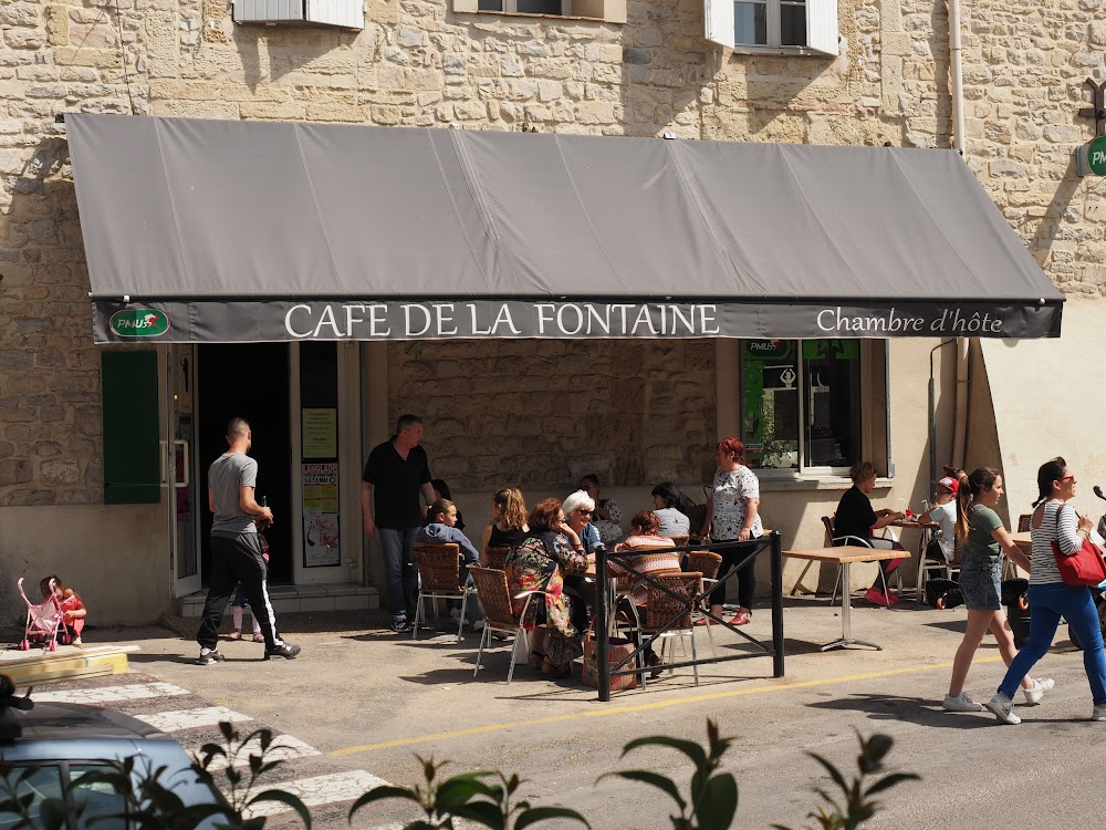 photo du resaurant Cafe la Fontaine