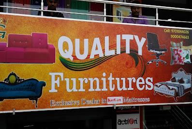Quality Furniture ShopTadipatri