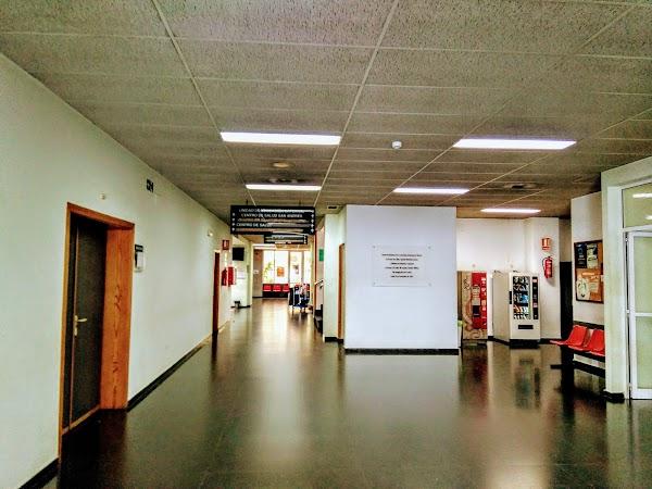Centro de Salud San Andrés