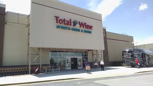 Wine Store «Total Wine & More», reviews and photos, 3335 Corridor Marketplace, Laurel, MD 20724, USA