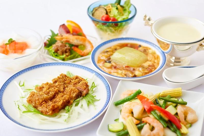 オークラアカデミアパークホテル 中国料理「桃花林」