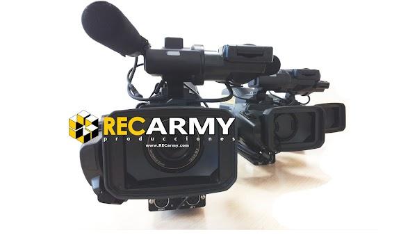 REC Army - Productora Audiovisual Badajoz Extremadura