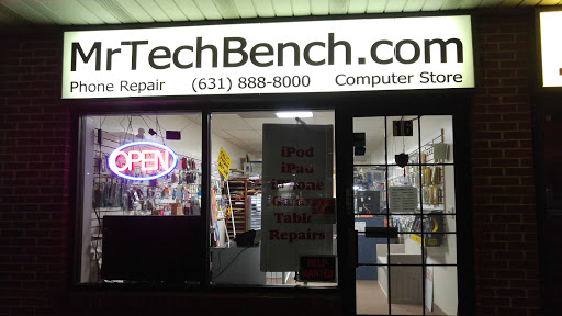 Computer Store «Mr Tech Bench», reviews and photos, 16 E Main St, East Islip, NY 11730, USA