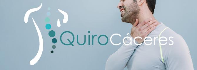 imagen de masajista Quiromasaje, Osteopatía Estructural y Naturterapias QuiroCáceres