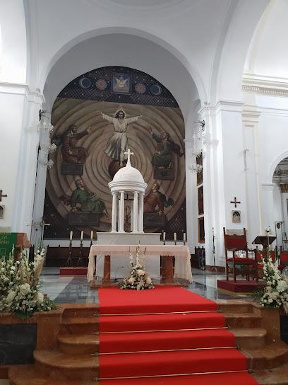 San Juan Bautista, Vélez-Málaga