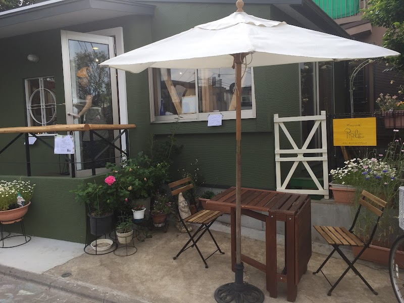 カフェ・カワセミピプレット