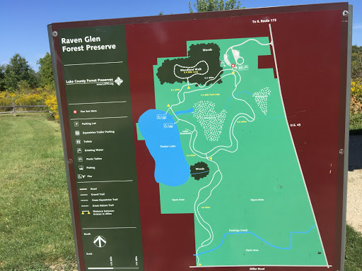 Nature Preserve «Raven Glen Forest Preserve», reviews and photos, 41080 US-45, Antioch, IL 60002, USA