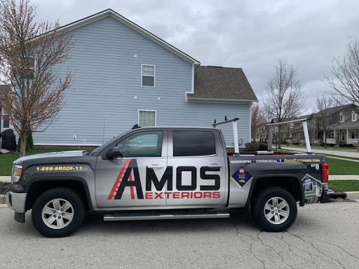Amos Exteriors in Indianapolis, Indiana