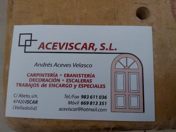 Aceviscar Carpinteria Ebanisteria