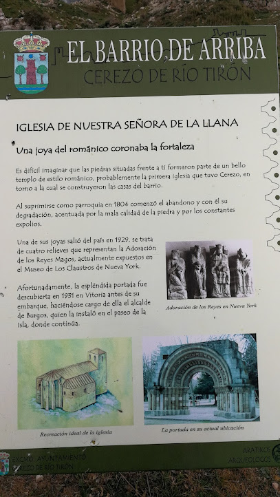 Iglesia De Nuestra Señora De La Llana