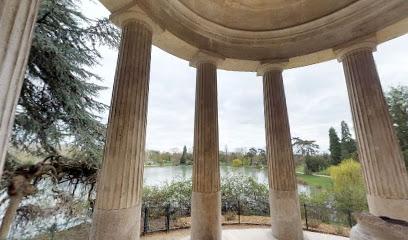 Temple Romantique de l'Île de Reuilly
